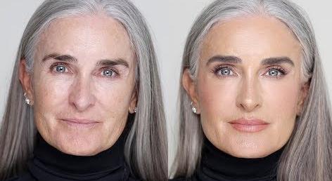 Make up stagionale modulabile per over 50