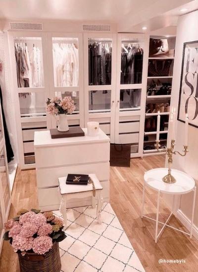 Organizzare l'armadio perfetto