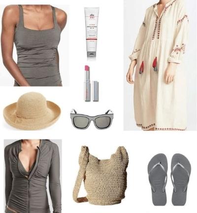 Dress code e galateo in spiaggia: le regole